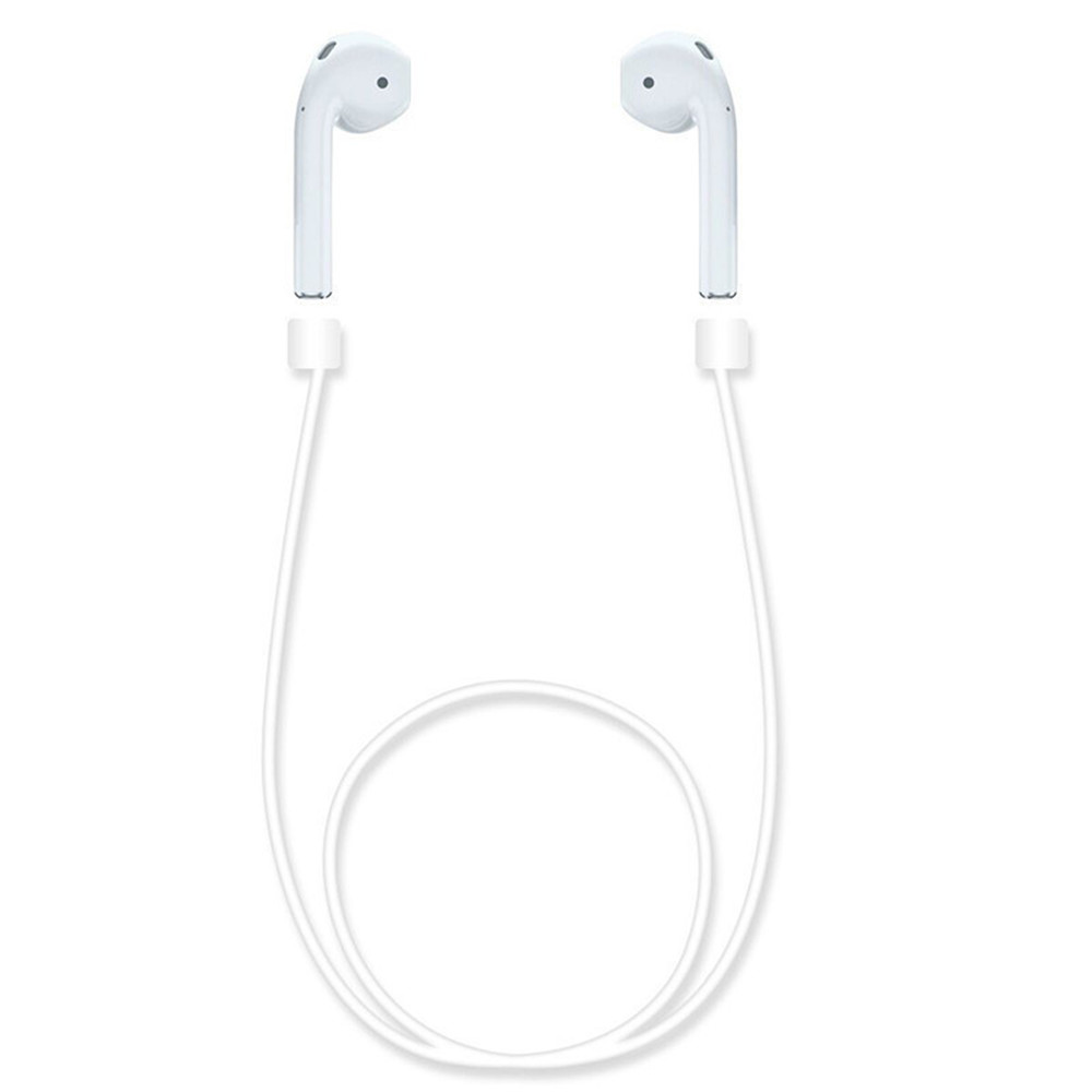 Designed for all users - Ideal to never lose your For Apple Air Pods Keep it in place around your neck;in your pocket;or anywhere you can hang a strap. ...