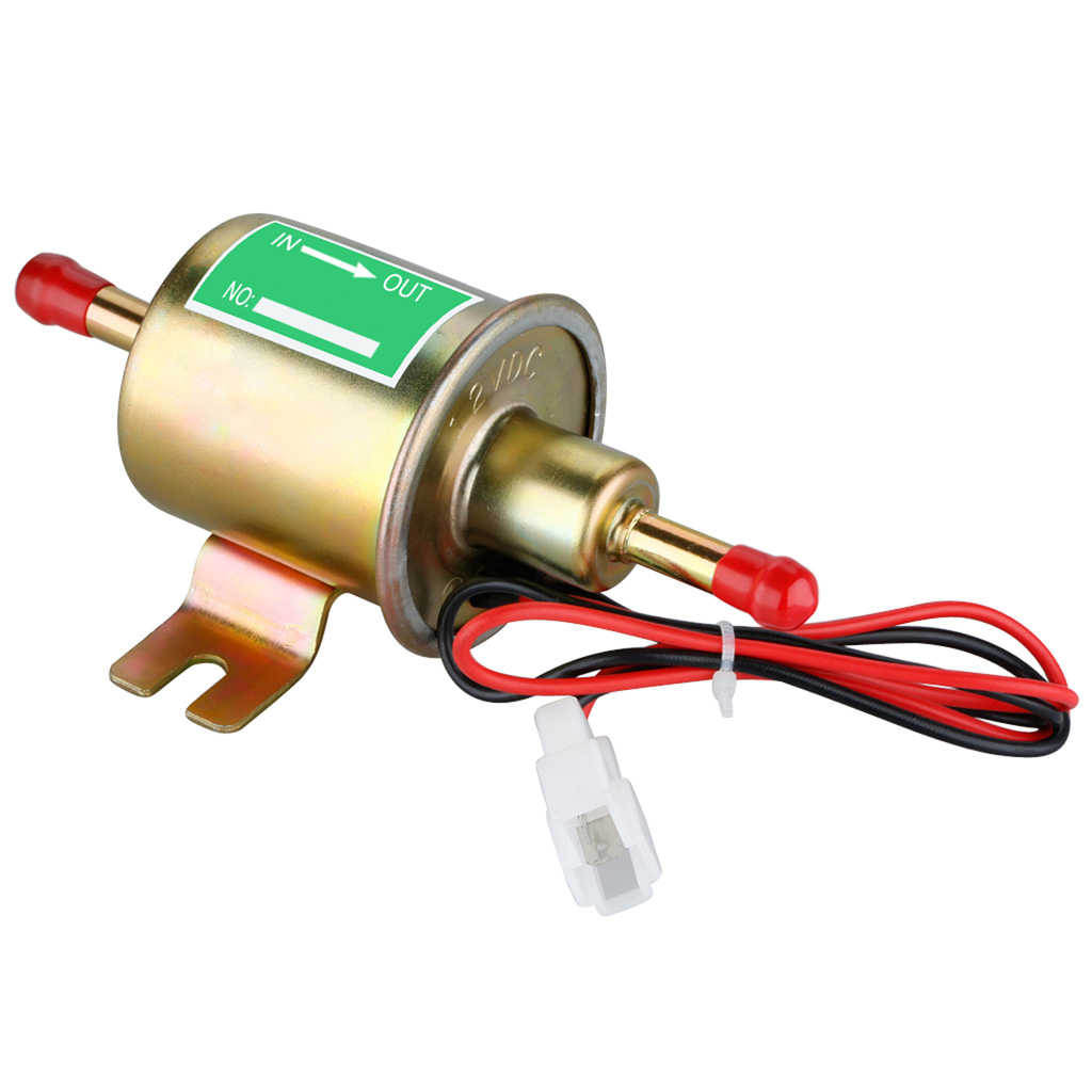 Details About Universal 12v Electric Petrol Gas Sel Fuel Pump Low Pressure For Toyota Mazda