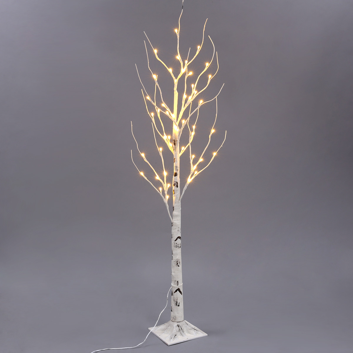 Details About 4FT 48LED Birch Twig Tree Warm White Xmas Light Christmas Festival Party Decor