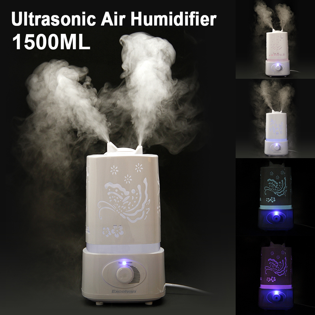 how to clean very scaly humidifier nebulizer