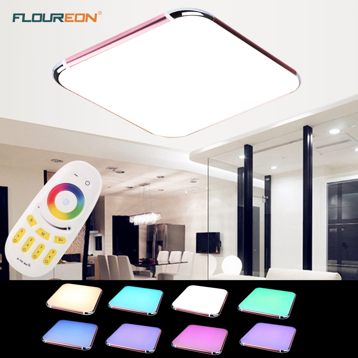 Colour Changing Led Ceiling Lights - Ceiling Light Ideas