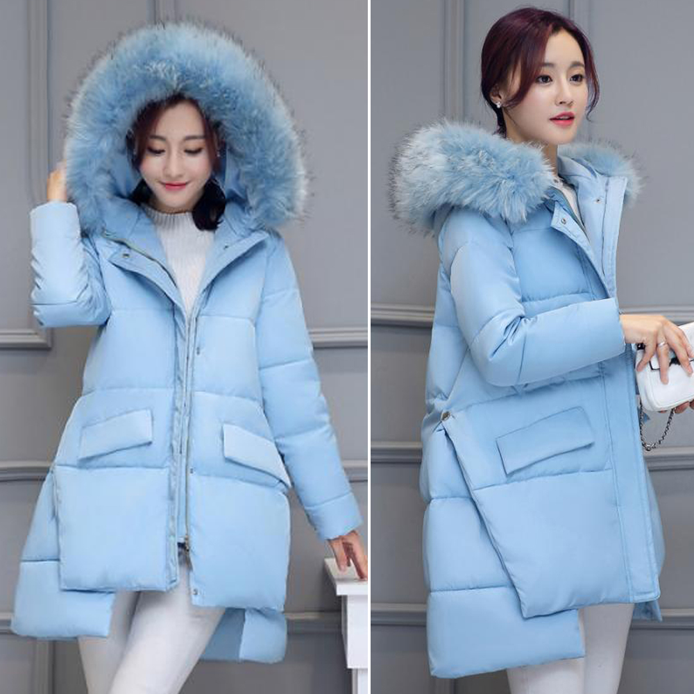 Jual Woman Quilted Jacket Winter New Arrival Korean