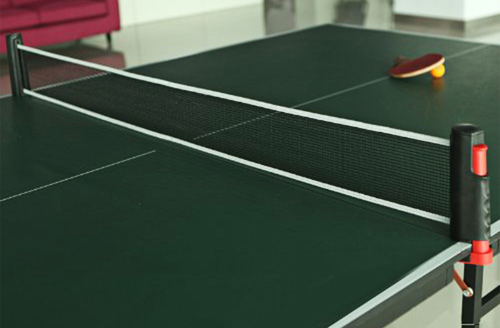 Retractable Table Tennis Ping Pong Net Replacement Set