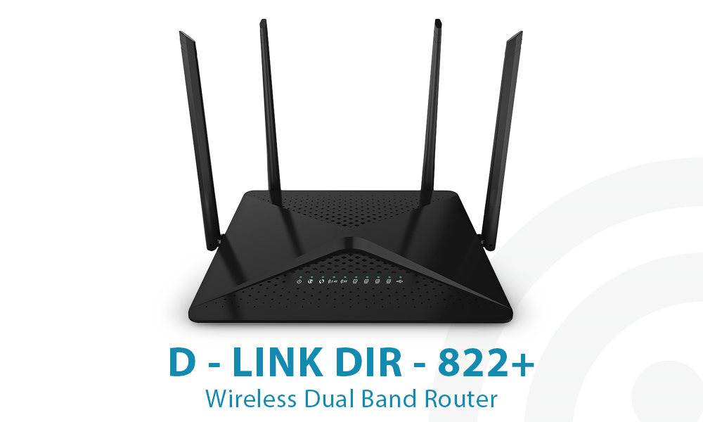 Details about D - LINK 1200Mbps Wireless AC1200 Dual Band Newwork Router  IEEE 802 11a/b/g/n/ac