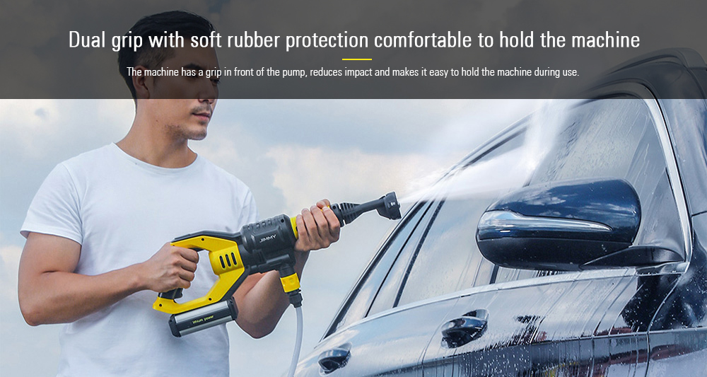 jimmy jw31 powerful handheld rechargeable flush gun car cleaning tool ebay. Black Bedroom Furniture Sets. Home Design Ideas