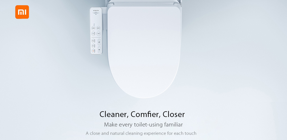 Peachy Details About Xiaomi Smartmi Smart Toilet Seat Water Clean Wash Heated Filter Bidet Spray Sale Gmtry Best Dining Table And Chair Ideas Images Gmtryco