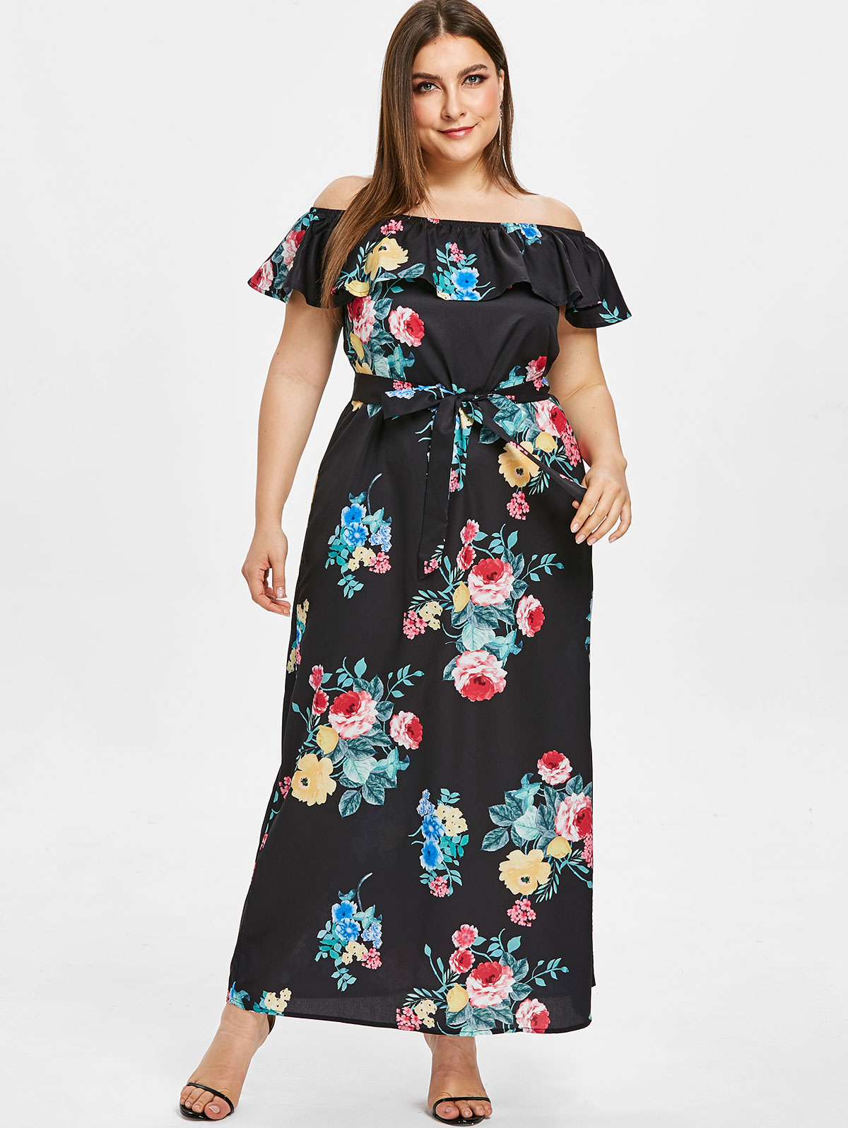 Summer Beach Dresses For Plus Size