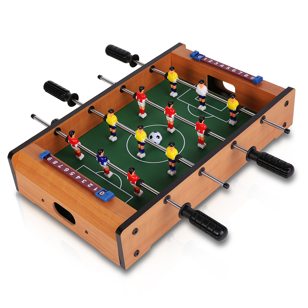 Virhuck Mini Table Top Foosball 20 Inches Soccer Game Table 20.08 * 12.20 *  4.13 Inches Indoor U0026 Outdoor Soccer Game Kids Toy