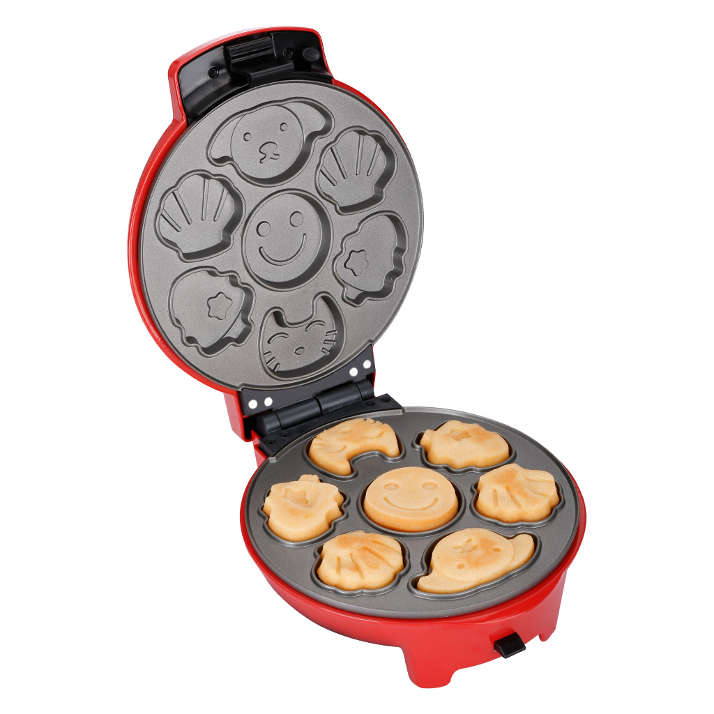 3in1 donut maker muffin maschine waffeleisen popcake ger t wechsel platten ebay. Black Bedroom Furniture Sets. Home Design Ideas