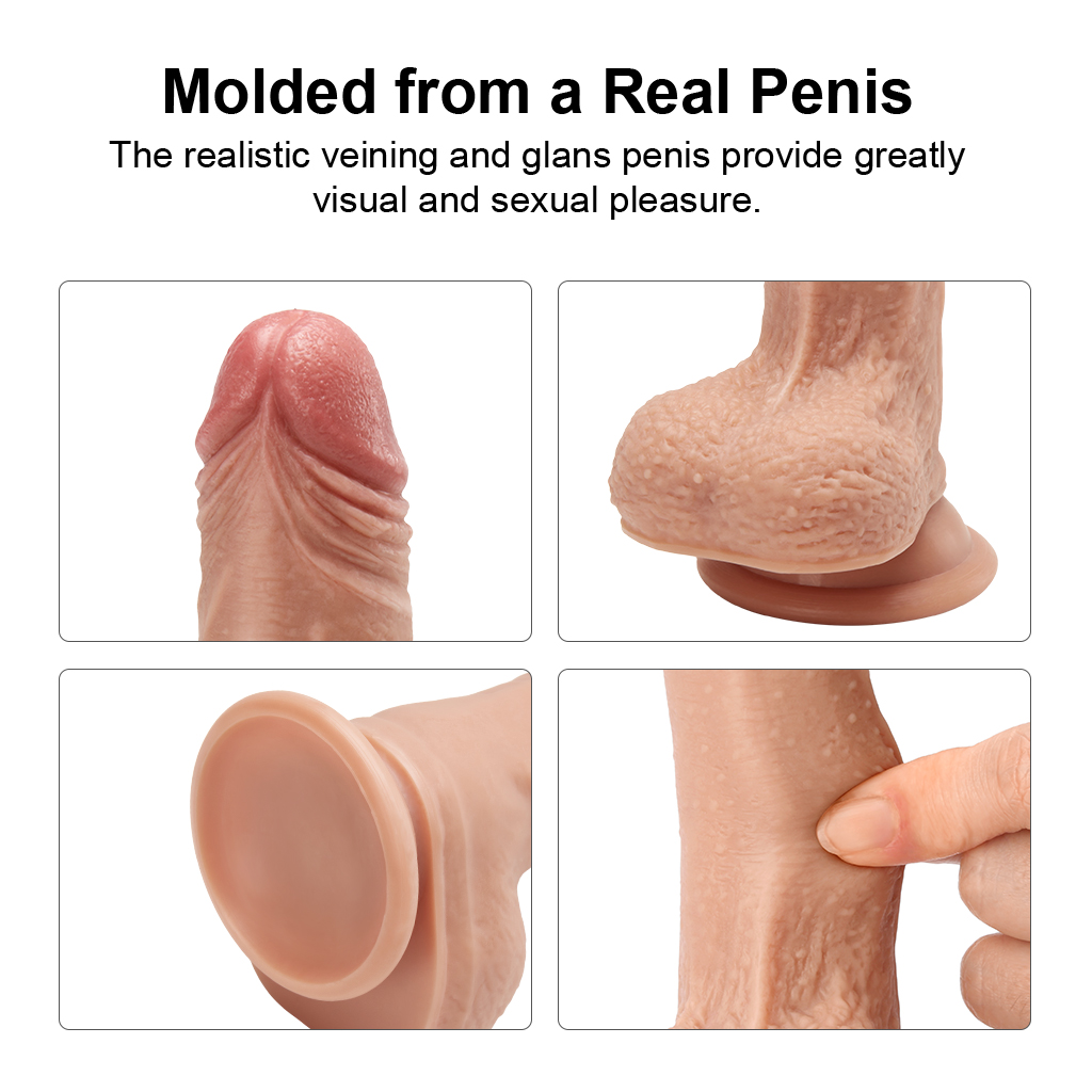 Is a 7 3 girth penis safe for anal sex