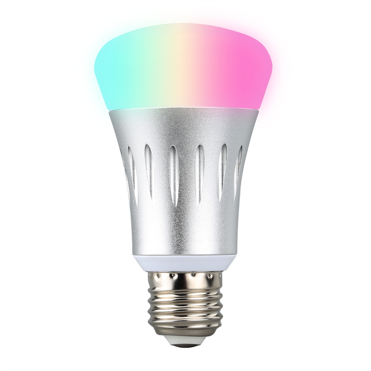 Wireless APP/Voice Control Dimmable LED Smart Light Bulb ...