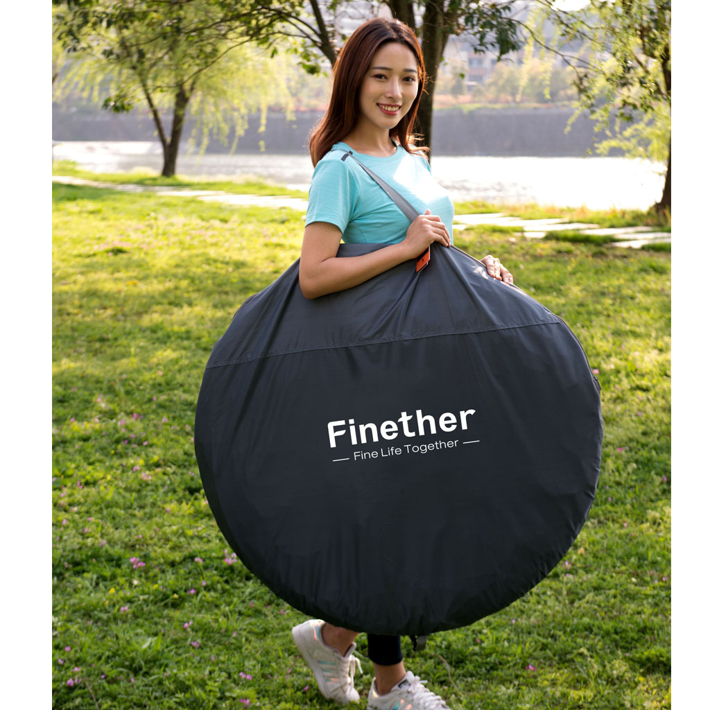 Finether Waterproof 4 Season Pop Up Family Outdoor Tent