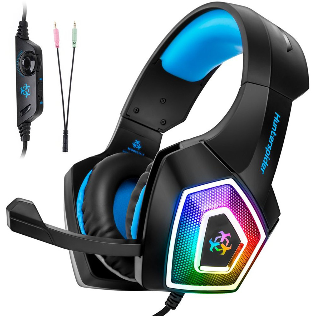 Gaming Headset Lights