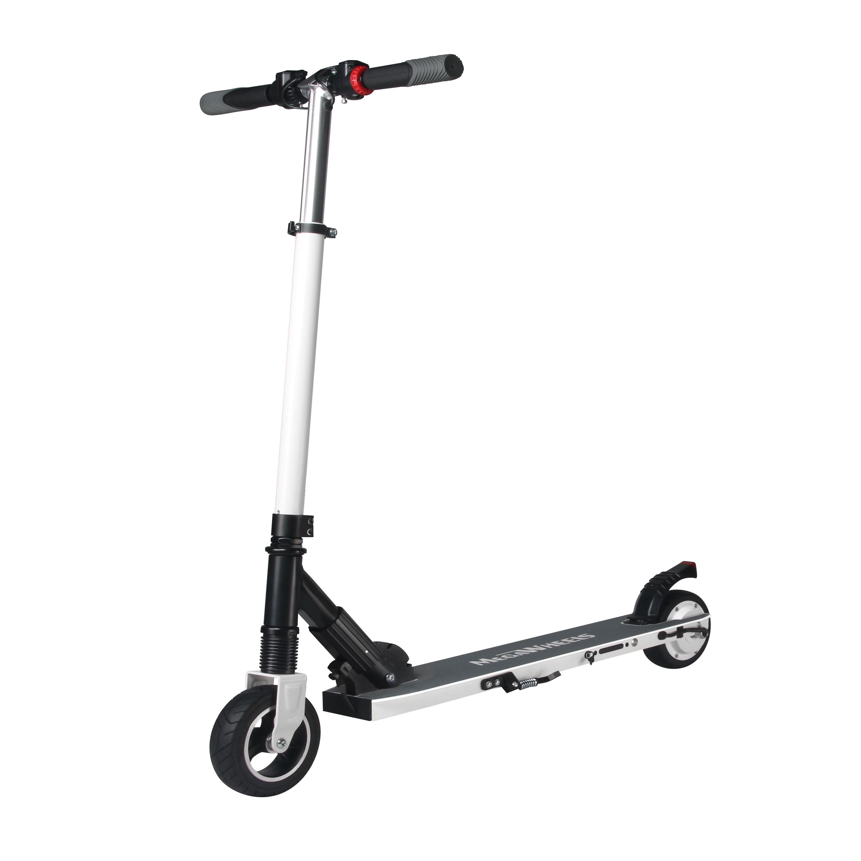 megawheels s1 5 5 elektro scooter e scooter faltbar 250w. Black Bedroom Furniture Sets. Home Design Ideas
