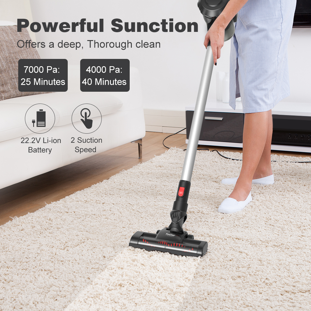 wall mount 22 2v cordless hoover upright 3in1 handheld stick vacuum cleaner top 667016857259 ebay. Black Bedroom Furniture Sets. Home Design Ideas