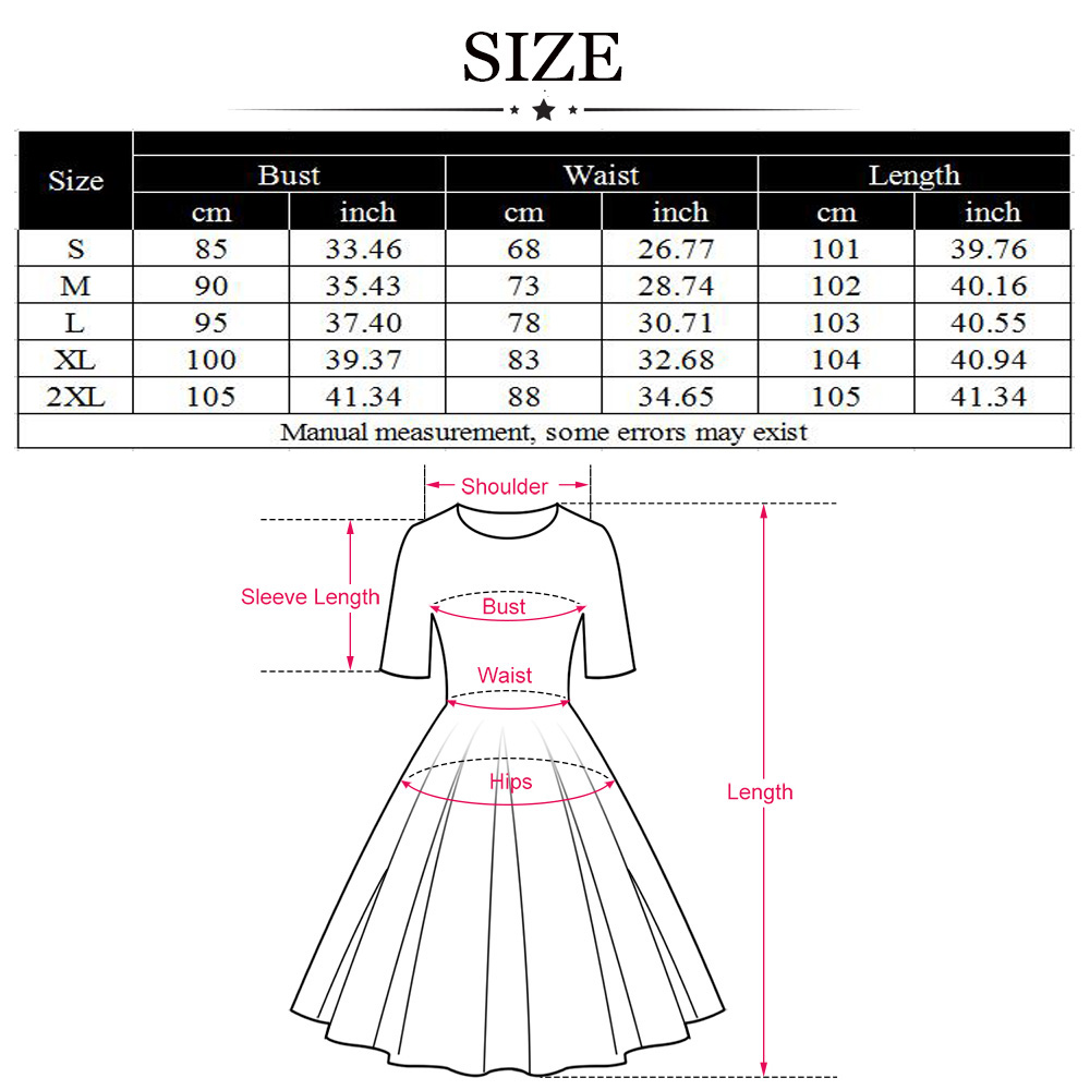 d80ed83a909a Womens Plaid Check Printing Lace Short Sleeve Party Dress Vintage ...