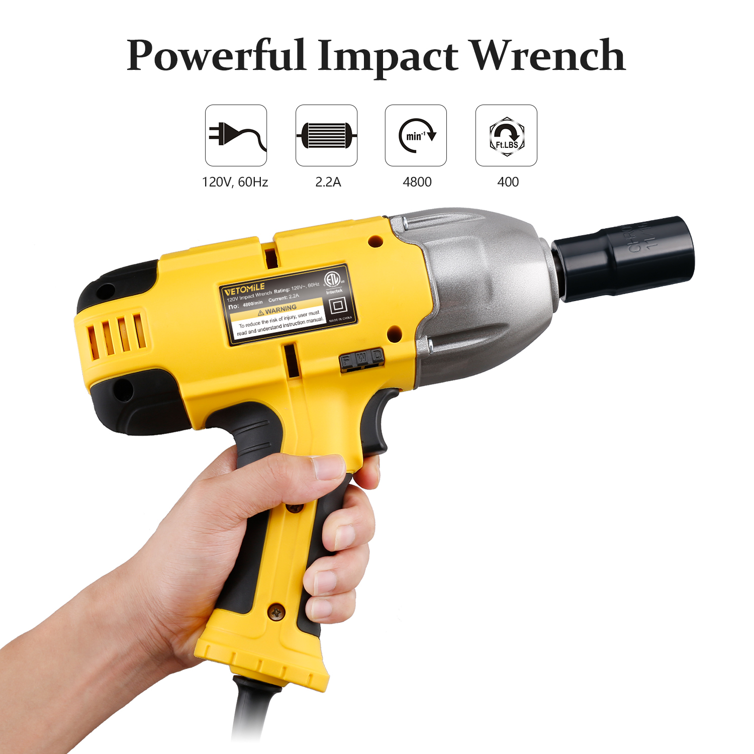 The Components At Any Time Include 1 Impact Wrench Double Ended Socket 11 16 Inch 3 4 13 7 8