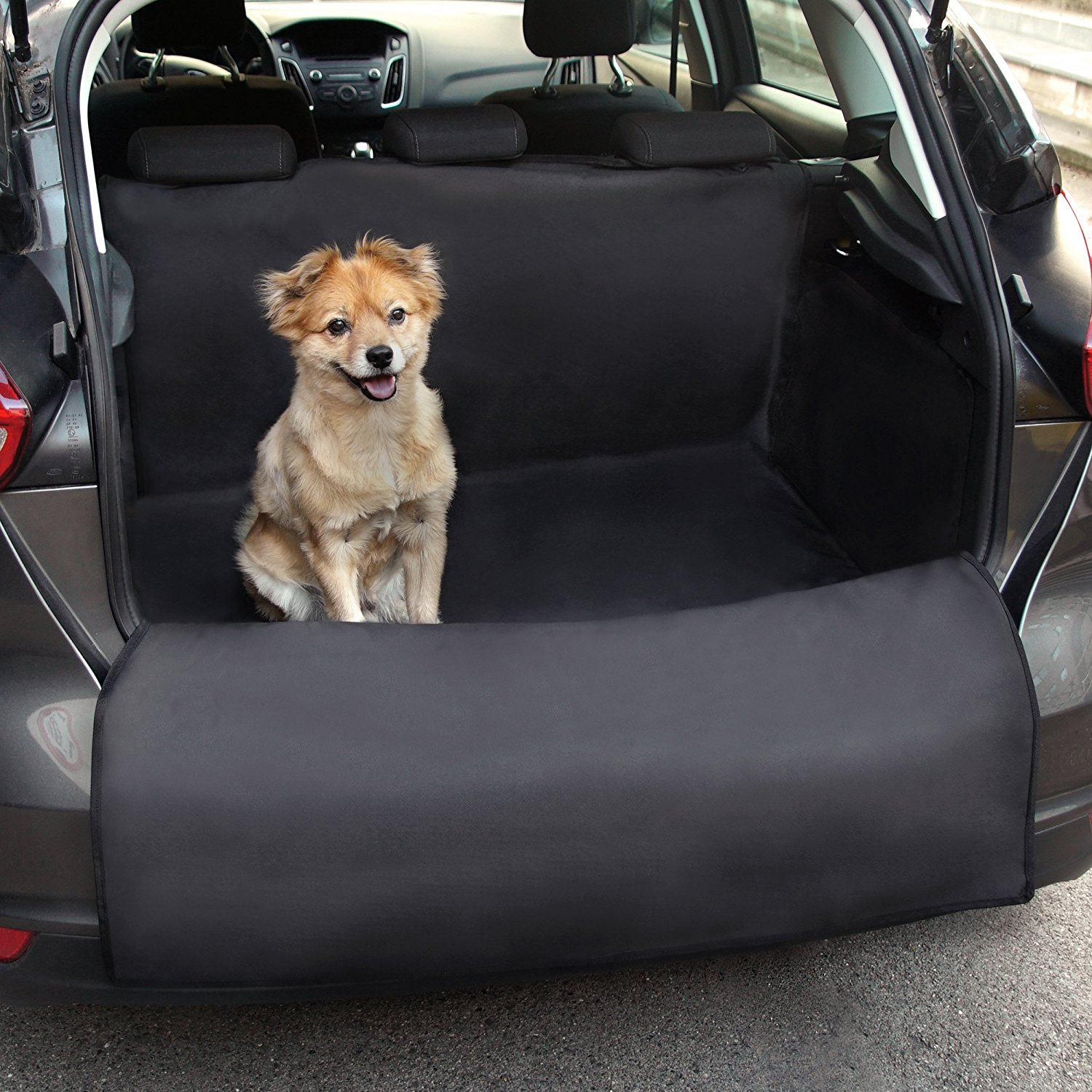 Dog Car Protector >> Details About Cargo Liner For Dog Cat Car Boot Protector Blanket Waterproof Pet Seat Cover Mat